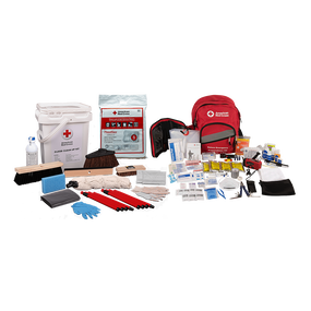 Hurricane & Flooding Preparedness Kit