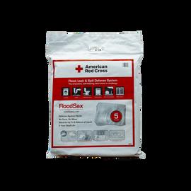 American Red Cross Sandless Sandbag 5-Pack