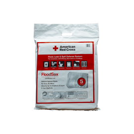 American Red Cross Sandless Sandbag 5-Pack