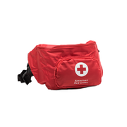 Lifeguard Hip Pack with Seal Quik Mask and Whistle