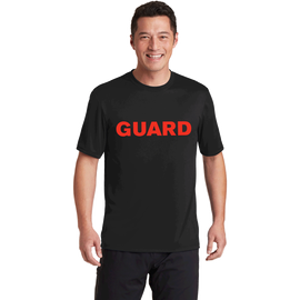 Unisex Hanes Cool Dri Performance T-Shirt - GUARD