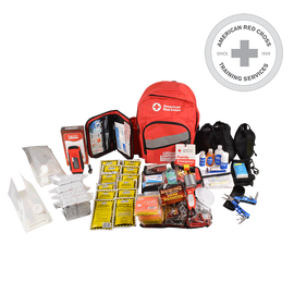 4-Person, 3-Day Emergency Preparedness Kit