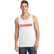 GUARD - Port & Company Core Cotton Tank Top