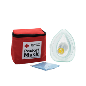 Laerdal Pocket Mask CPR Barrier - Soft Case