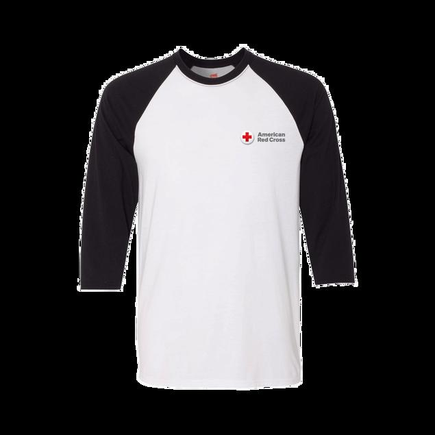 Unisex X-Temp 3/4 Sleeve Raglan Baseball T-Shirt