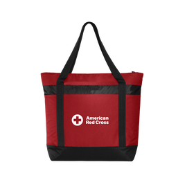 Large Insulated Cooler Tote