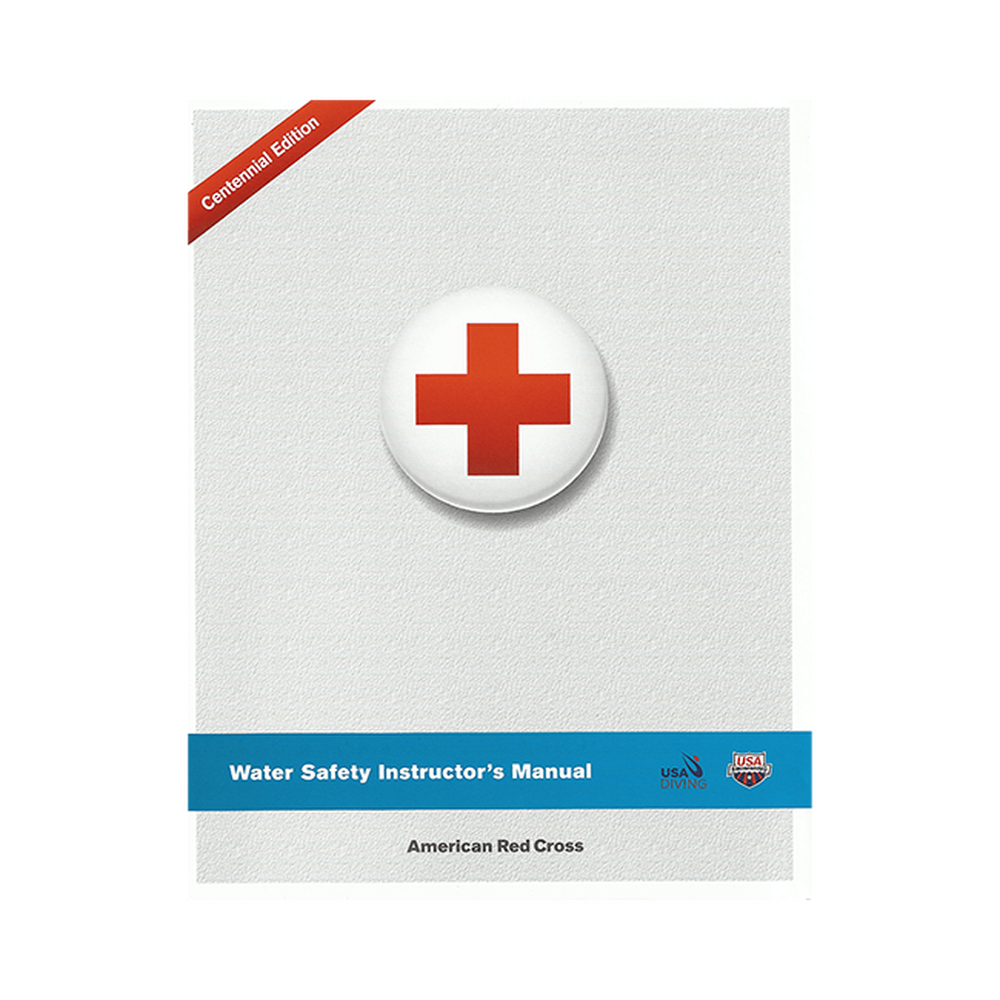 Water Safety Instructors Manual R14 Red Cross Store