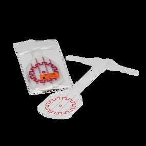 Prestan Ultralite Face Shield/Lung Bags