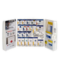 Workplace First Aid Cabinet for Food Services and Medical Offices