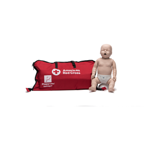 Medium Skin Infant Manikin with CPR Monitor