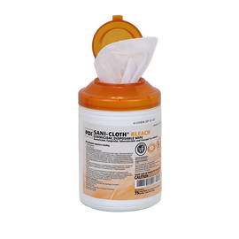 SANI-CLOTH Sanitizing Bleach Wipes LG - Pk/75