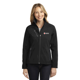 Ladies Soft Shell Bonded Jacket