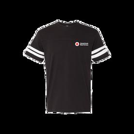 Men's Adult Football Style Jersey T-Shirt