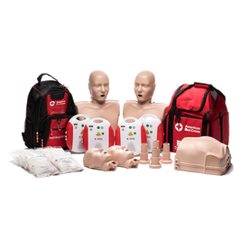 Adult CPR/AED & First Aid Instructor Starter Kit