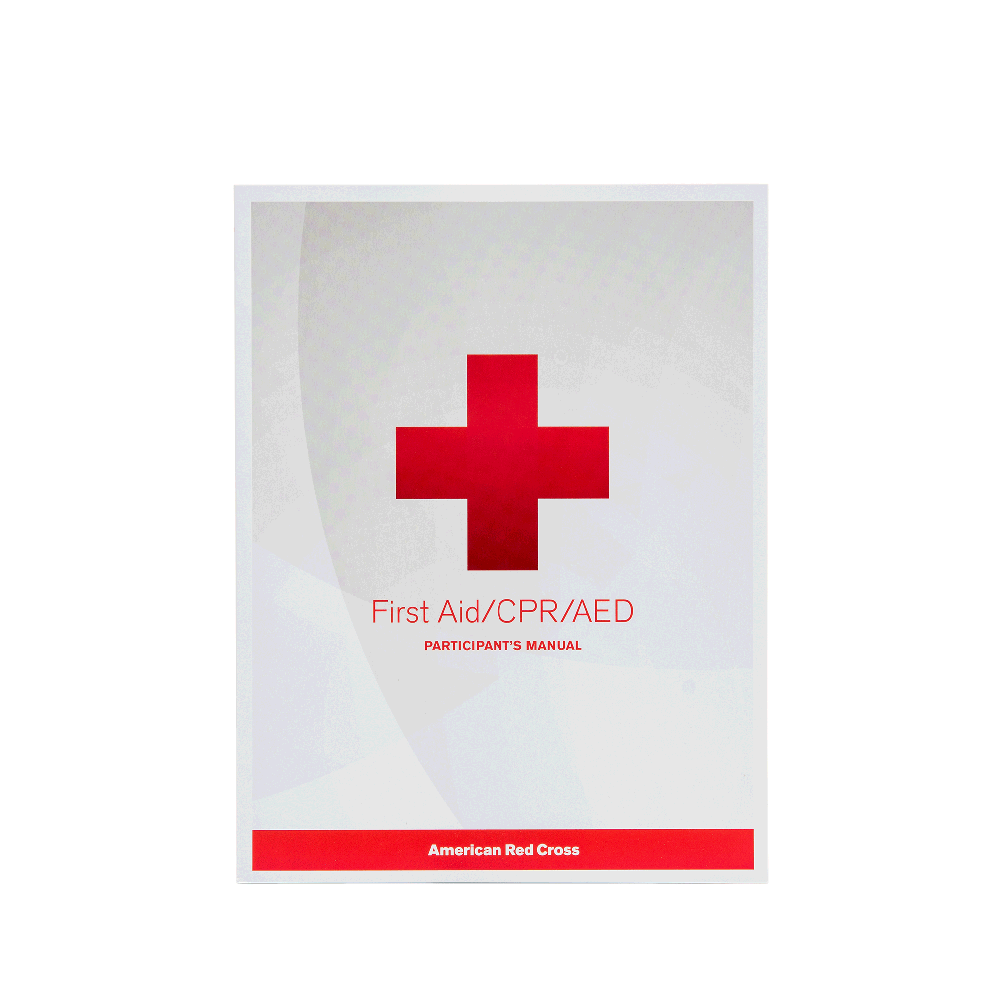 photo relating to Free Printable First Aid Guide named Initially Support/CPR/AED Manuals, Guides, DVDs Crimson Cross Shop