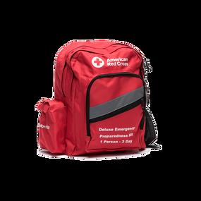 Deluxe Emergency Preparedness Kit Backpack - empty