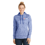 Women's Heather Fleece Pullover Hoodie