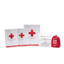 Customized First Aid/CPR/AED Training Kit