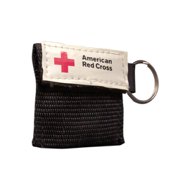 Mini CPR Keychain - Black