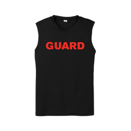 GUARD - Sport-Tek Sleeveless Tee