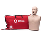 Medium Skin Adult Manikin with CPR Monitor
