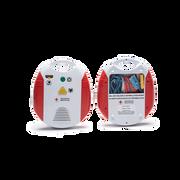 AED Trainer with Multi-Language USB Port & Metronome