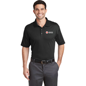Men's Rapid Dry Mesh Polo Shirt