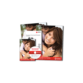 Advanced Child Care Training Deluxe Instructors Kit