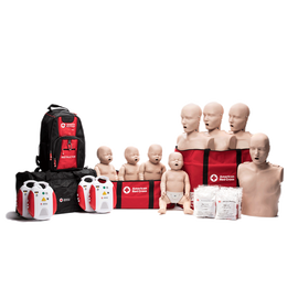 Instructor Starter Package with CPR Monitor and New AED