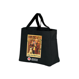 Day Tote with Rockwell Window poster