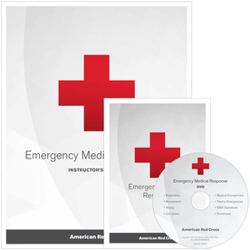 Emergency Medical Response Instructor Kit, (EA) Rev 12/17