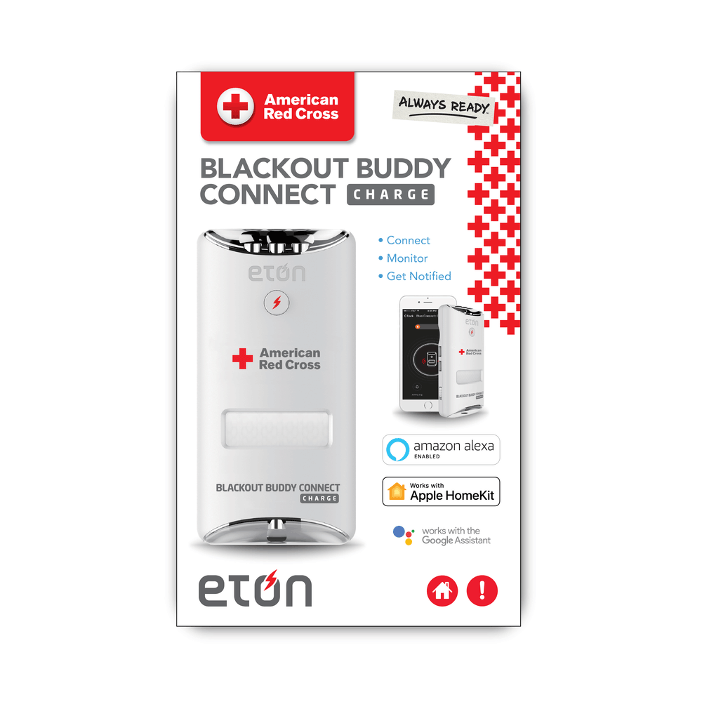 Blackout Buddy Connect Emergency Flashlight | Red Cross Store