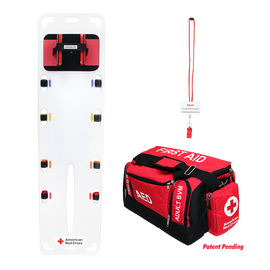 Aquatic Facilities Center First Aid Kit