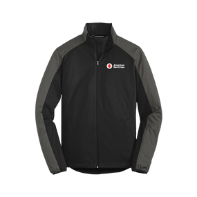Active Colorblock Soft Shell Jacket