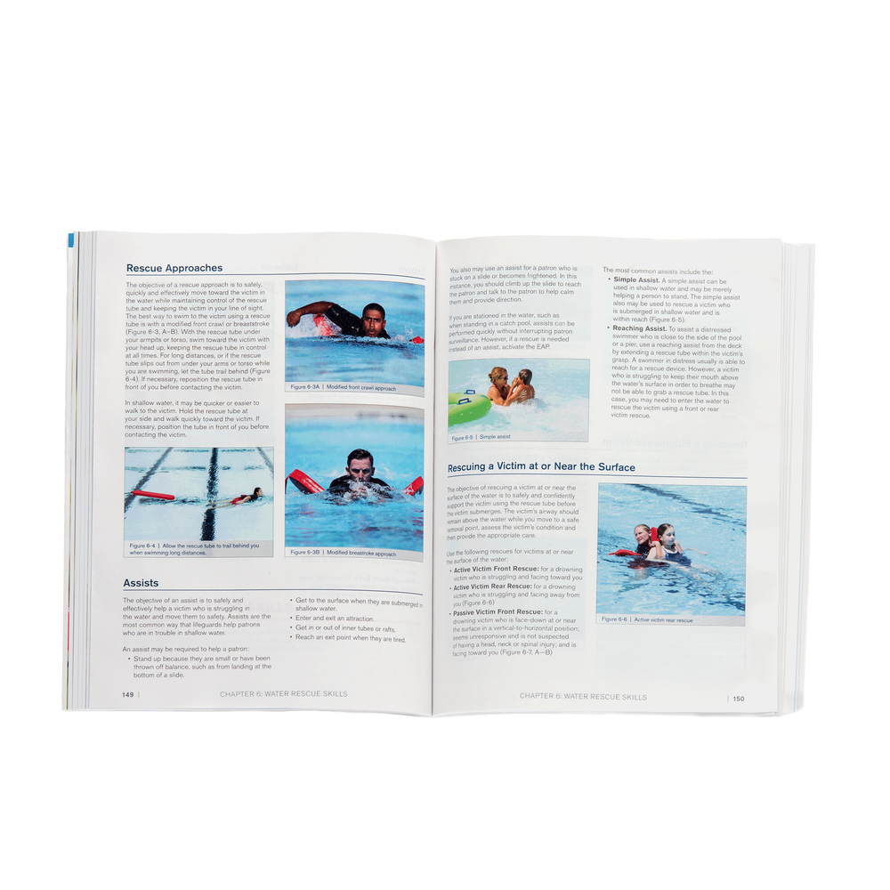 10bb2dac7cde ... American Red Cross Lifeguarding Manual. Images