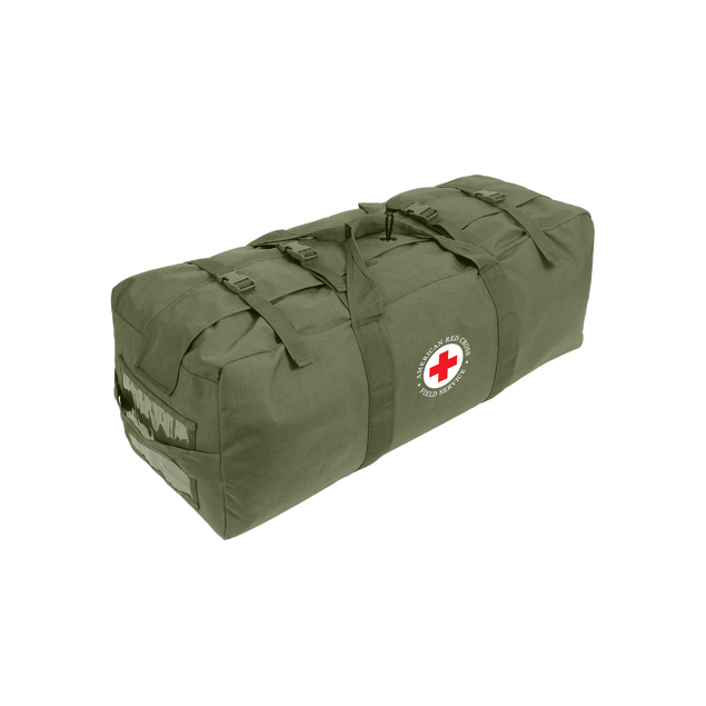 GI Style Improved Duffle Bag
