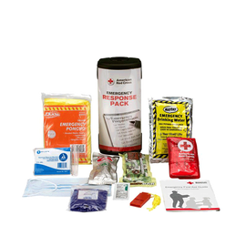 American Red Cross Emergency Response Pack