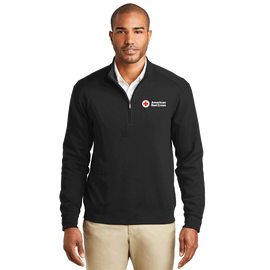 Port Authority Double Knit 1/4-Zip Shirt