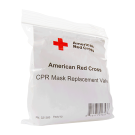 1582d83fc078 Red Cross CPR Mask Replacement Valves