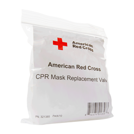 Red Cross CPR Mask Replacement Valves