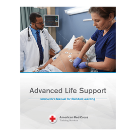 American Red Cross ALS Instructors Manual for Blended Learning