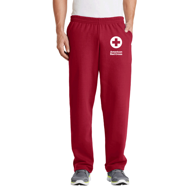 Unisex Fleece Sweatpants with Pockets