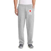 Unisex Fleece Sweatpants with Pockets