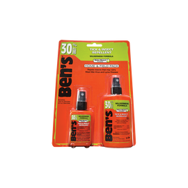 Bens Home & Field Pack Insect Repellent