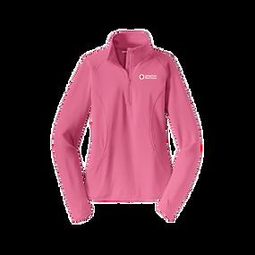 Ladies Sports-Wick ½ Zip Pullover