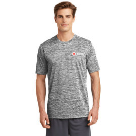 Men's Sport-Tek PosiCharge Electric Heather Sporty T-Shirt