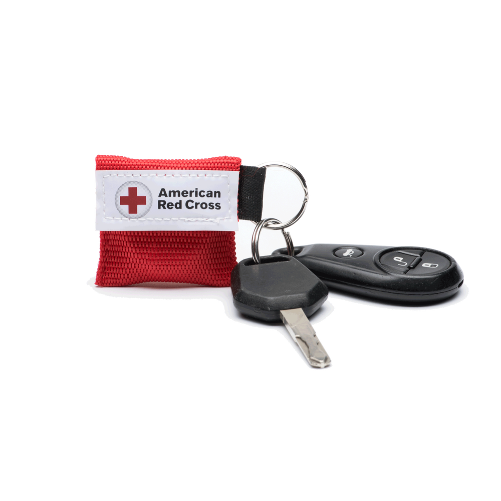 Mini Cpr Keychain Red Cross Store