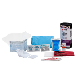Fluid Spill Emergency Responder Pack
