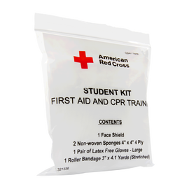 First Aid and CPR Combination Training Pack with No Splint - Pk/10
