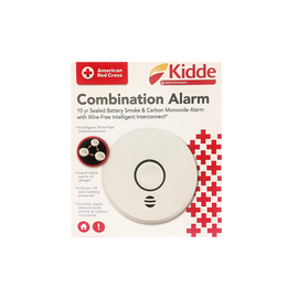 Kidde Wireless Interconnected Smoke Alarm and Carbon Monoxide Alarm